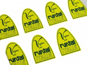runtal yellow stickers